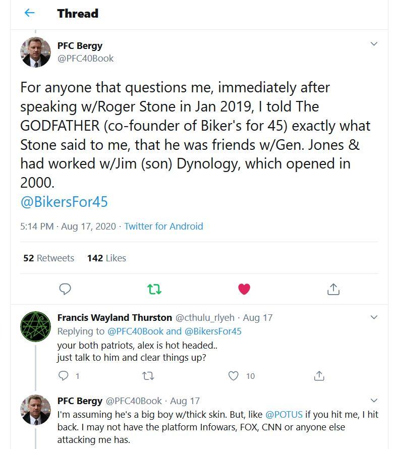pfc-bergy-patrick-military-veteran-shadowgate-twitter-tweet-Alex-Jones-lied-liar-Roger-Stone-General-Jones4